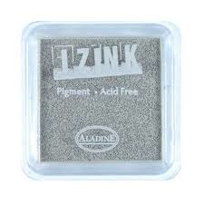 Inkpad Izink Pigment Grey Small