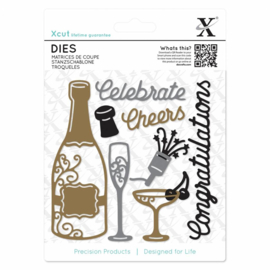 Dies Champagne Celebration