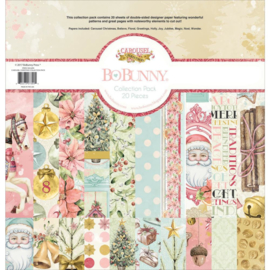 Carousel Christmas Collection pack 12x12 Inch