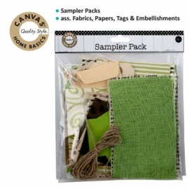 Sampler pack green