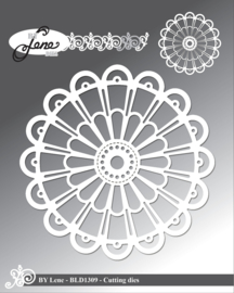 Cutting & Embossing Dies Doily 1