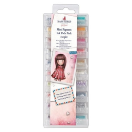 Gorjuss Mini Pigment Ink Pads Pack