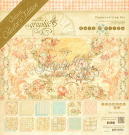 Baby 2 Bride Deluxe Collector's Edition Paper Pad 12x12 Inch