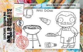 #509 - A7 Stamp Set