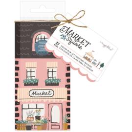 Market Square Mini House Card Set