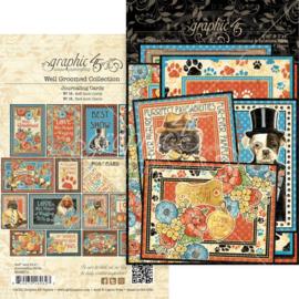 Well Groomed Ephemera & Journaling Cards