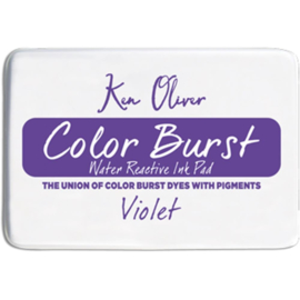 Color Burst Ink Pad Violet