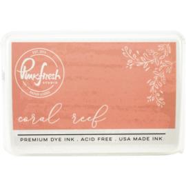 Premium Dye Ink Pad Coral Reef
