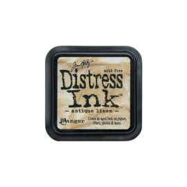Antique Linen Distress Ink Pad