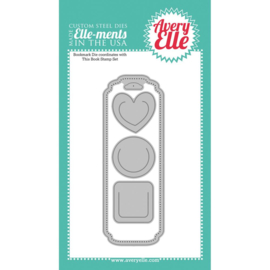Elle-Ments Dies Bookmark