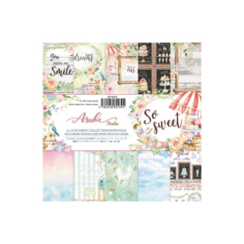 "So Sweet Paper Pack 6""X6"""