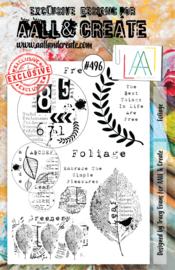 #496 - A5 Stamp Set