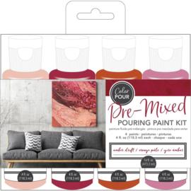 Pre-Mixed Paint Kit Amber Drift