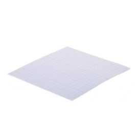 3D Foam Pad White 5x5x1 mm