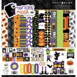 """Monster Mash Collection Pack 12""""X12"""""""