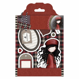 Gorjuss Rubber Stamps The Winter's Night