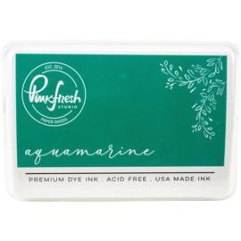 Premium Dye Ink Pad Aquamarine