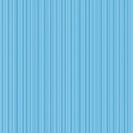 Patterned single-sided l.blue stripe