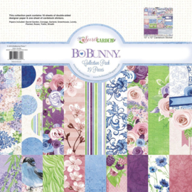 Secret garden collection pack 12x12 Inch