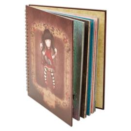 Gorjuss Scrap Book Set 1
