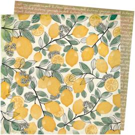Wildflower & Honey Lemon Spritz