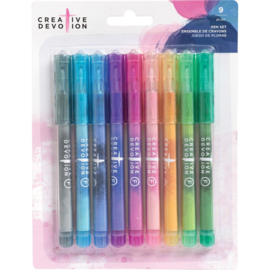 Assorted Colors Fine Tip Pens