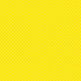 Patterned single-sided yellow l. dot