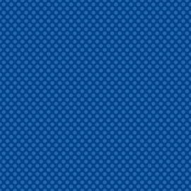 Patterned single-sided d.blue l.dot
