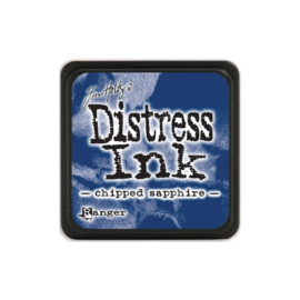 Chipped Sapphire Distress Mini Ink Pad
