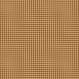 Patterned single-sided brown