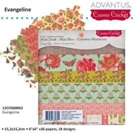 Evangeline paperblock