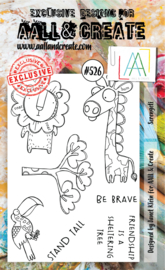 #526 - A6 Stamp Set
