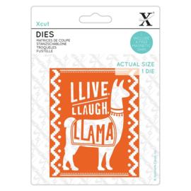 Dies Llive Llaugh Llama