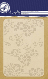 Budding Blossom Background Embossing Folder
