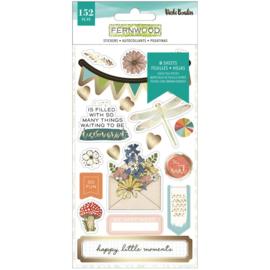 Fernwood Sticker Book