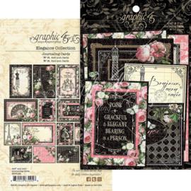 Elegance Ephemera & Journaling Cards