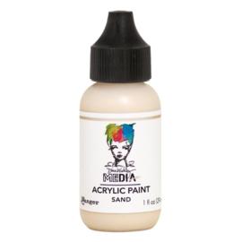 Dina Wakley Media Acrylic Paint 1oz Sand