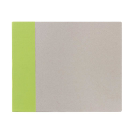 "Modern D-Ring Album Key Lime 12""X12"""