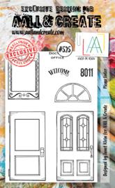 #525 - A6 Stamp Set
