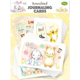 Dreamland Journal Card Pack