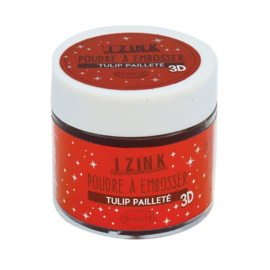 Embossing Powder Tulip Paillete
