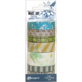 Make Art Washi Assortment 1