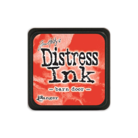 Distress Mini Ink Pad Barn Door