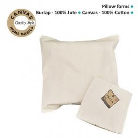 Pillow canvas square