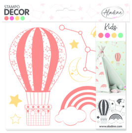 Decor Foam Stamps Kids