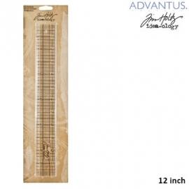 Ruler design 30 cm