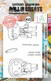 #507 - A7 Stamp Set