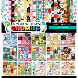 Gnome Calendar Calendar Kit