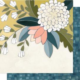 Goldenrod Floral