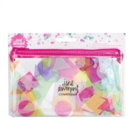 Paper confettissue